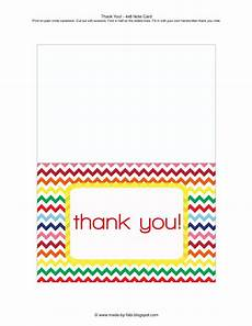 thank you card template for students from printable thank you cards for students printable cards