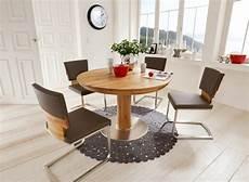 Essgruppe Runder Tisch - tische rund und ausziehbar runde tische ausziehbar
