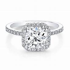 white gold square halo bezel diamond ring engagement rings