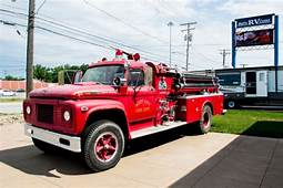1969 Ford F850 Fire Truck For Sale In Euclid Ohio United