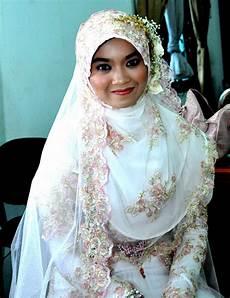 38 Top Baru Gaun Pengantin Muslimah Untuk Wajah Bulat