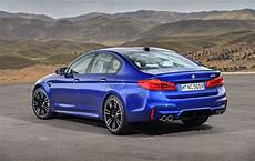 2018 bmw m5 officially revealed 0 100km h in 3 4 seconds performancedrive