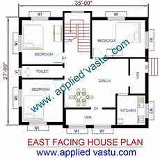 east facing vastu house plans east facing house plan east facing house vastu plan