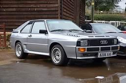 Audi Quattro Sport SWB Photo Credit Mark Constanduros