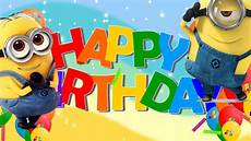 Malvorlagen Minions Happy Birthday Happy Birthday Song Minions Despicable Me Nursery