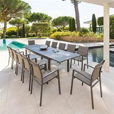 table de jardin extensible azua tonka hesp 233 ride