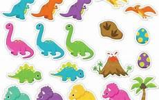 aplique dinossauros 3 5 cm mod 1 no elo7 v 234 silva