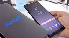 samsung galaxy note 8 unboxing overview indian unit