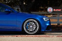 Audi RS5 Coupe On HRE Wheels
