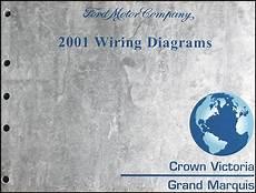 2001 mercury wiring diagram 2001 ford crown mercury grand marquis wiring diagram manual