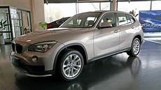 bmw x1 sdrive 2015 bmw x1 sdrive 18i interior and exterior in depth