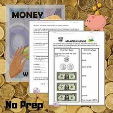 money worksheets change 2229 money worksheets quot money sense quot and quot change quot by innovative
