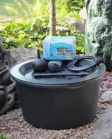 pumpe für brunnen pe becken mit gfk deckel 216 66cm pumpe pondovario 1000