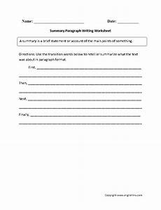 summary writing worksheets for grade 4 22902 summary paragraph writing worksheets paragraph writing writing worksheets