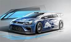 polo wrc 2017 2017 volkswagen polo r wrc teased