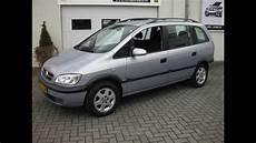 Opel Zafira Elegance Airco Cruise 2002 Ten Dam Auto S