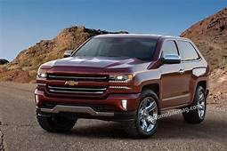 Best 2019 Chevy K5 Blazer Review And Specs • Cars Studios