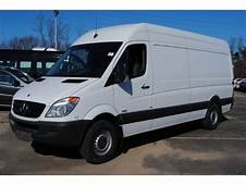 2012 Mercedes Benz Sprinter 2500 High Roof Extended Cargo