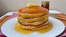 How To Make American Pancakes Easy Pancake