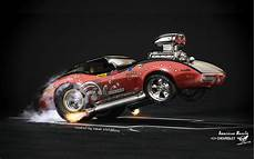 chevrolet corvette american muscle hot rod car hd wallpaper