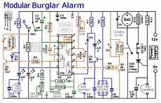Modular Burglar Alarm Electronics Forum Circuits