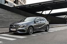 Mercedes A 220 D 4matic Luxus Kompakter Im