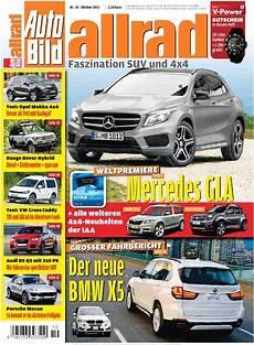 Auto Bild Allrad - auto bild allrad oktober 2013 pdf magazine