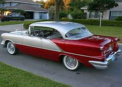 All American Classic Cars 1956 Oldsmobile Super 88 4 Door
