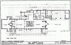 frank lloyd wright prairie style house plans floor plans robie house prairie style frank lloyd