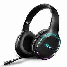 Banggood Wireless Bluetooth Earphone Lucky by Picun P80s Bluetooth 4 1 Gaming Headset Led Lighting Noise