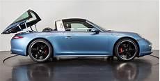 2016 Porsche 911 Targa 4s 30 176 Anniversario Porsche Italia