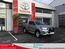 Toyota Brest Hilux 2020 2 4 D 4d 150ch X Tra Cabine
