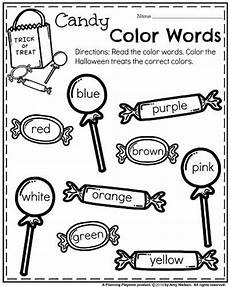 printable colors worksheets for kindergarten 12767 october kindergarten worksheets with images kindergarten colors