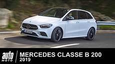 2019 mercedes classe b 200 163 ch essai auto moto