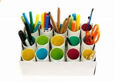 Tp Roll Desk Tidy Crafts