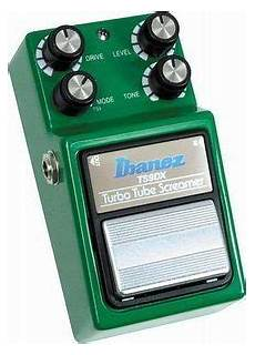 ibanez screamer review ibanez ts9dx turbo screamer effects pedal review topguitars info