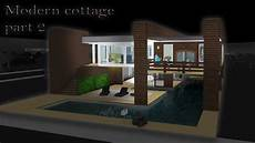 Bedroom Ideas Bloxburg Houses by Lets Build Bloxburg Modern Cottage Part 2