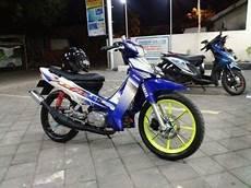Modifikasi F1zr Road Race by Modifikasi Yang Pernah Naik Daun Di Motor Yamaha F1zr