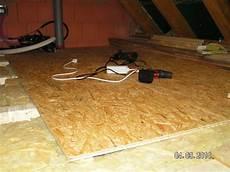 Dachbodendämmung Mit Styropor - spitzboden wird begehbar baublog alexey