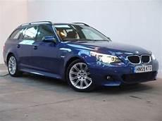 2009 Bmw 520d M Sport Business Edition Touring 5d Blue For
