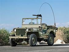 1942 Willys MB Jeep  Revivaler