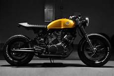 Yamaha Virago Cafe Racer Build