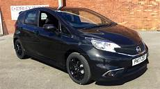 nissan note black edition used nissan note 1 5 dci black edition 200491011 chorley