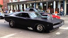 1968 dodge charger american muscle car pro street