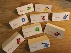 tischkarten f 252 r kinder geschenke karten tischkarten