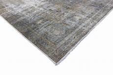 vintage teppich grau in 380x290 1001 167169 bei