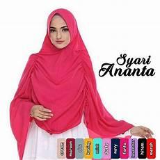 Syar I Khimar Ananta Praktis Simple Modern Trend
