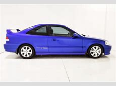 No Reserve: 27K Mile 2000 Honda Civic Si for sale on BaT