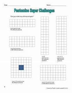pentomino puzzles a fun way to develop spatial skills by rachel lynette