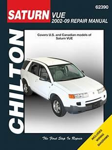 old cars and repair manuals free 2008 saturn vue navigation system saturn vue chilton repair manual 2002 2009 hay62390